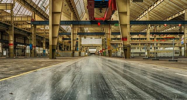 製造工程工場