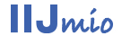 IIJmio(みおふぉん)ロゴ